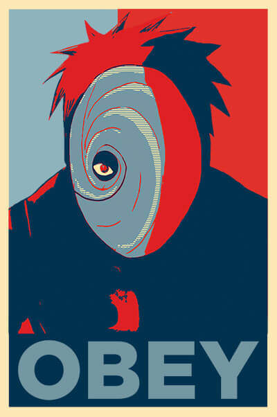 Obey Obama Poster