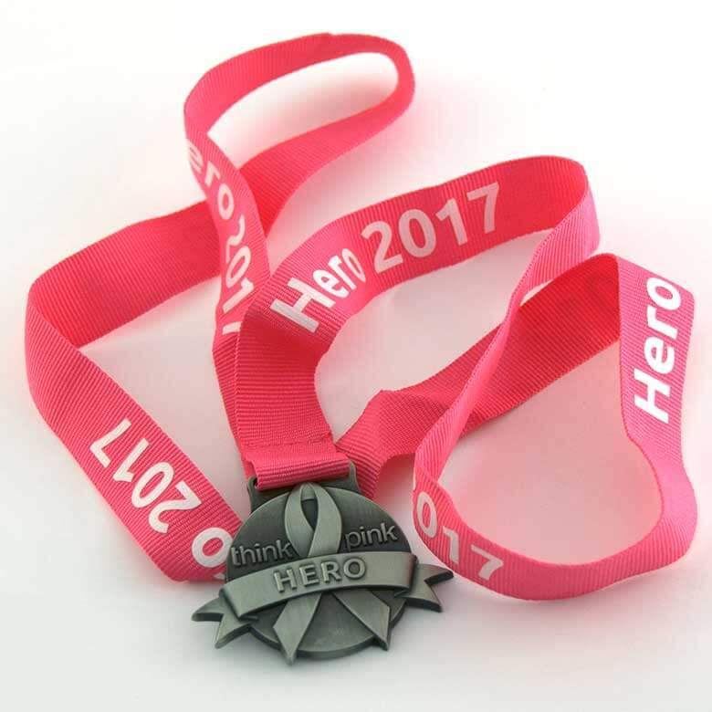 Think Pink Medal