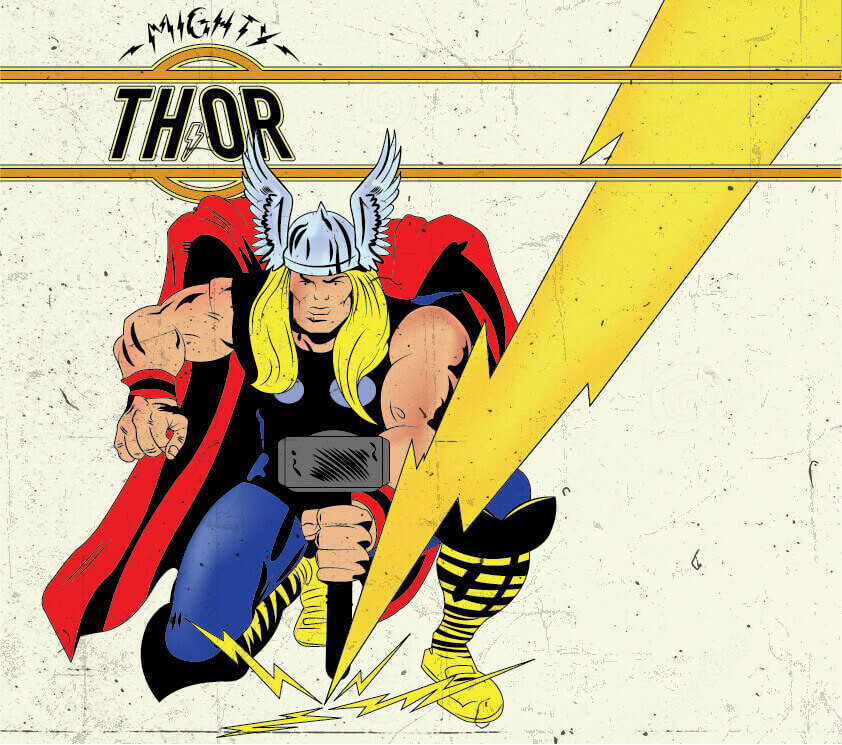 Thor High Voltage AC/DC Tribute